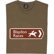 Blaydon Races T-Shirt. Probably the best known of all Geordie songs, regularly sung at many a football match: Oh me...