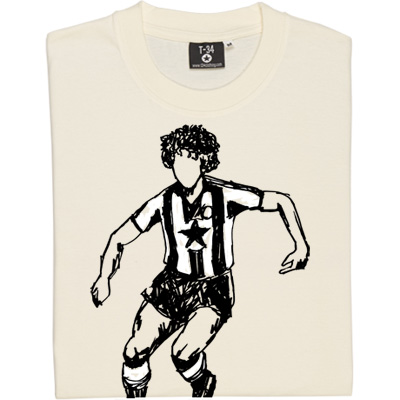 Kevin Keegan Sketch T-Shirt. As a player from 1982-84 Keegan's goals and all-round contribution brought us back into the...