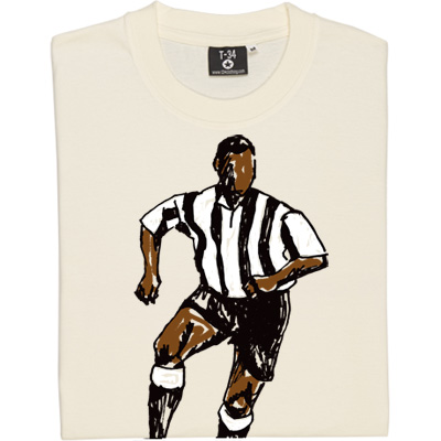 Les Ferdinand Sketch T-Shirt. The unmistakable form of Sir Les, the club's number nine during the heady days of the...