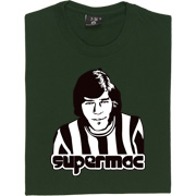 Malcolm Macdonald Supermac T-Shirt. Our tribute to Newcastle United's prolific 1970s goal scoring maestro: the one and...